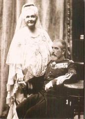 Carol I si Regina Elisabeta