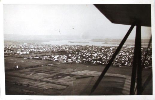 Severin din avion 1