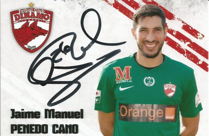 Jaime Manuel Penedo Cano