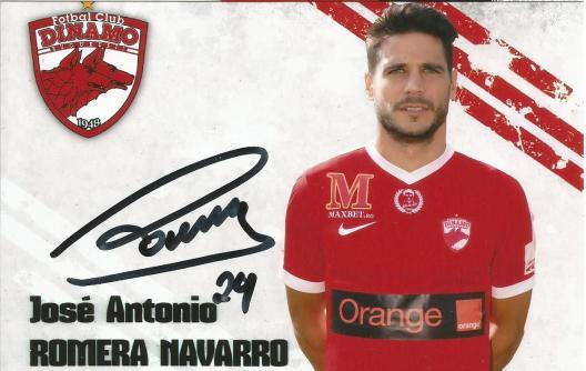 Jose Antonio Romera Navarro