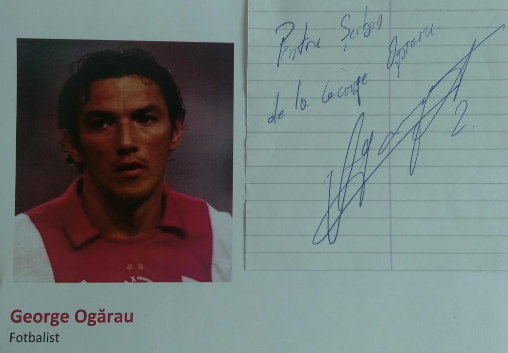 George Ogararu