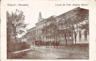 Bolgrad Basarabia